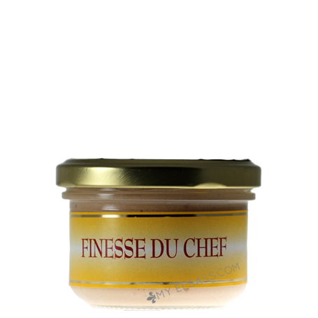 La finesse du Chef (The Chief's delicacy)