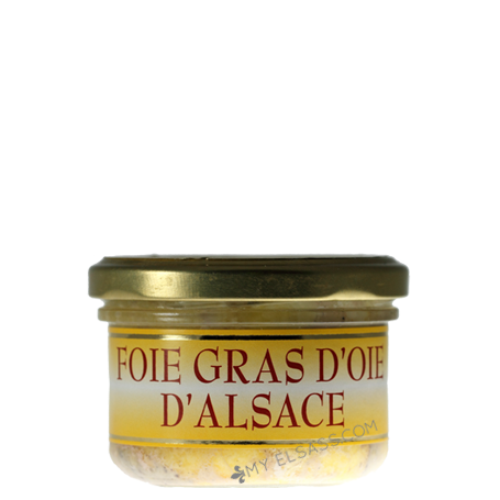 Goose Foie gras from Alsace