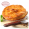 Alsatian meat pie