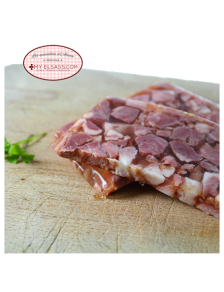 Presskopf from Alsace (head cheese)