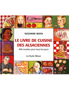 The alsatian women cookbook