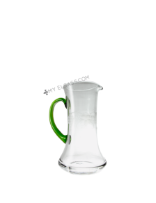 Glass wine jug Liesel 0,5L, hand cut