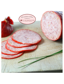 Beer sausage from Alsace